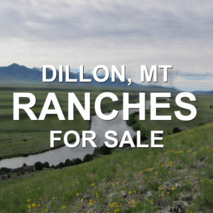 Dillon Ranches For Sale