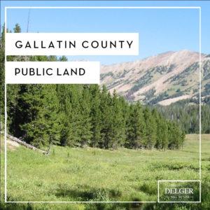 Gallatin County Public Land
