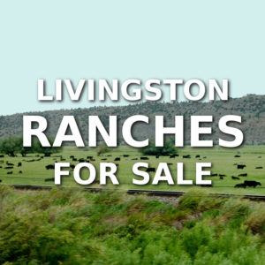 Livingston Ranches For Sale