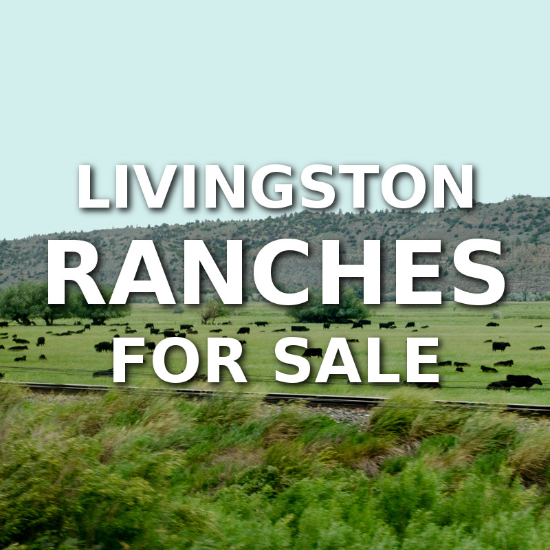 Montana Ranch House Embraces Its Striking River Valley: Livingston Ranches For Sale