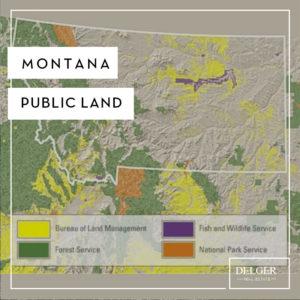 Montana Public Land