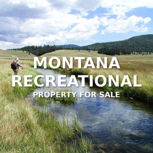 Montana Recreational Property For Sale