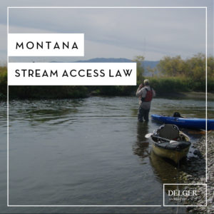 Montana Stream Access Law