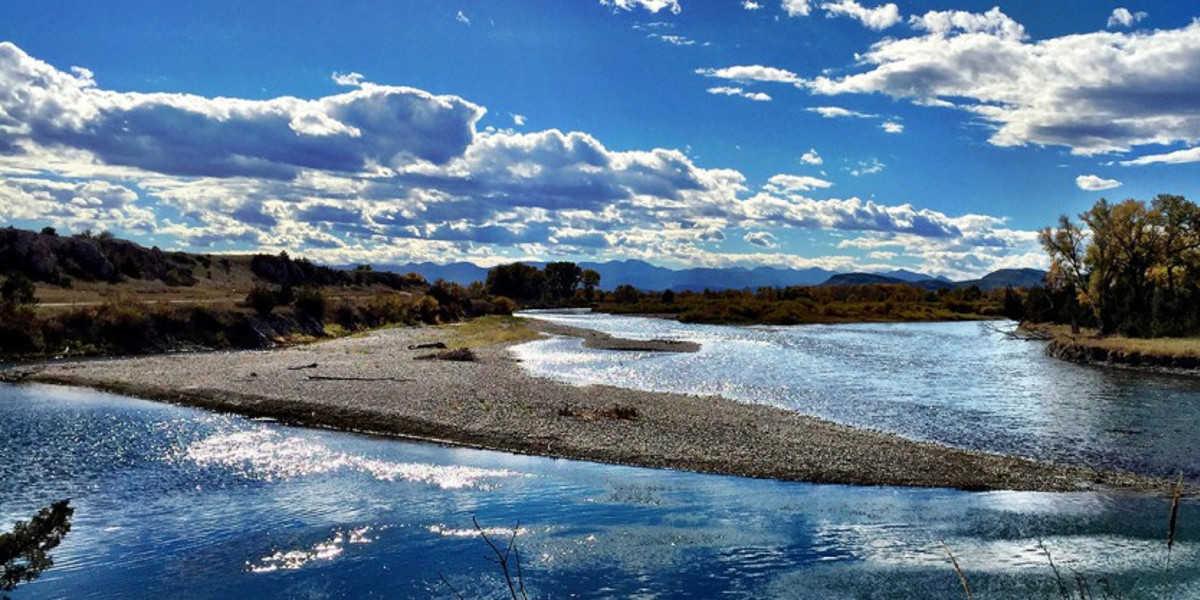 Montana Fly Fishing Properties